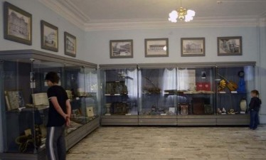 Зал памяти основателя